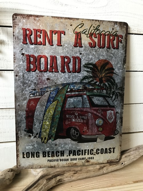 ティンプレート Pacific Coast