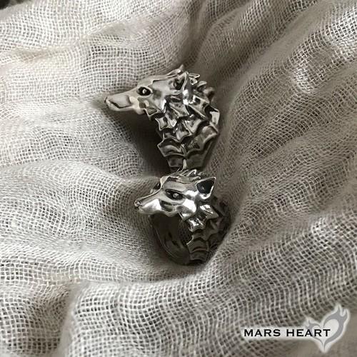 【WOLF HEAD】※6号