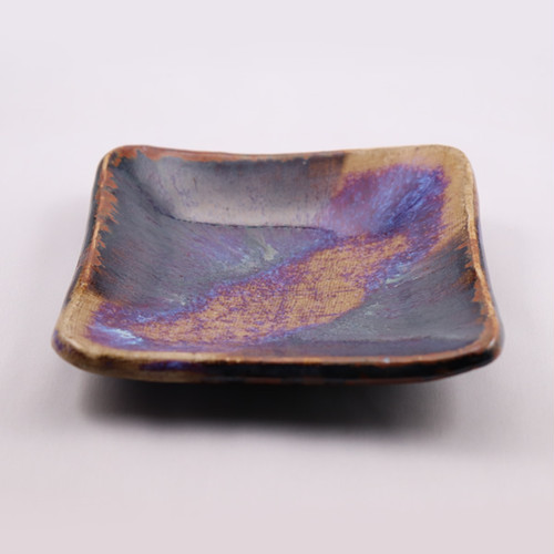 鈞窯 銘々皿  Kinyou Small Serving Plate