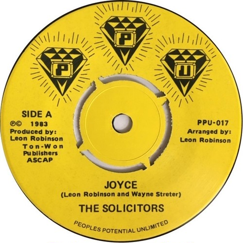 Solicitors, ‎The – Joyce