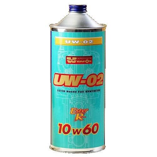 【全国送料無料】 NUTEC / ニューテック  UW-02 (10W-60) 1L