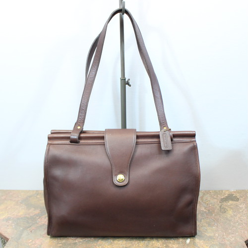 .OLD COACH LEATHER TOTE BAG MADE IN USA/オールドコーチレザートートバッグ 2000000032665