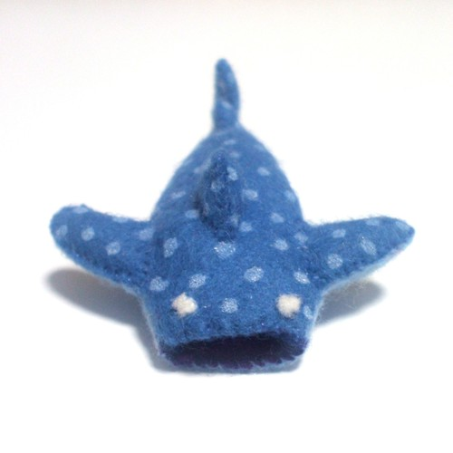 ジンベエザメ(ブルー)