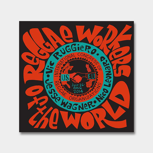 【送料無料】『REGGAE WORKERS OF THE WORLD』REGGAE WORKERS OF THE WORLD (PLS-002/CD)