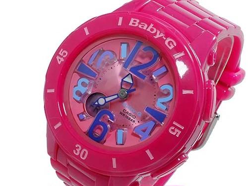 カシオ CASIO ベビーG BABY-G レディース 腕時計 BGA-171-4B1 ピンク