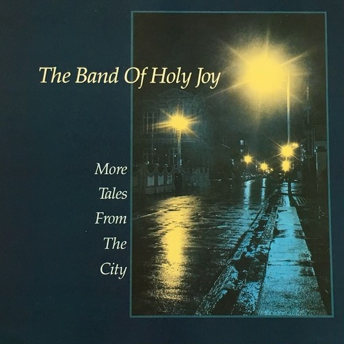 【LP・英盤】The Band Of Holy Joy / More Tales From The City
