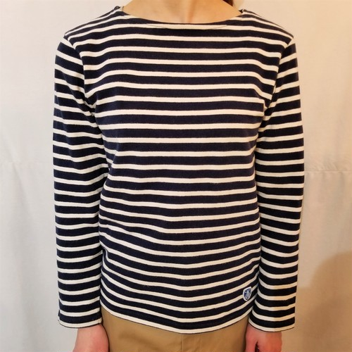 ORCIVAL Bask shirt /Made In France [1249]