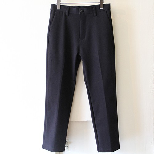 LAMOND  【 mens 】center press tapered pants