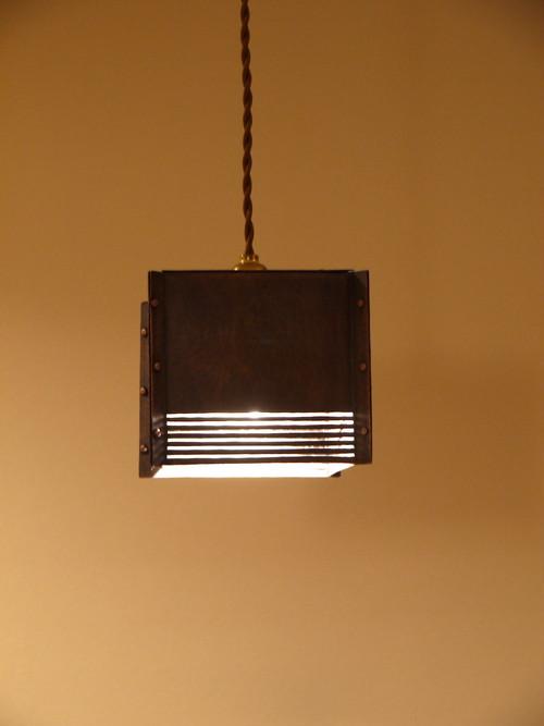 銅製照明(ペンダントタイプ)