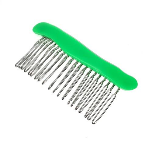 sAn Loo hair comb【M】(グリーン)