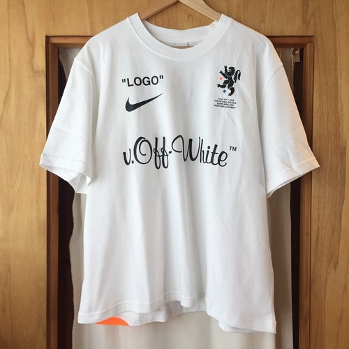 Nike x Off White World Cup Collection Tshirt