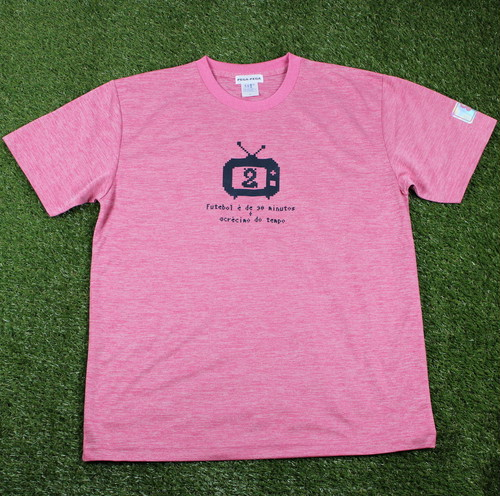PEGA-PEGA DRY T-Shirt  Heather pink