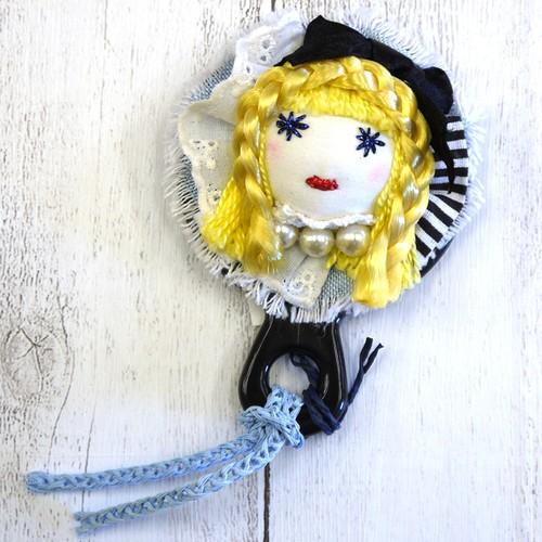 【happy'ひいこ】アリスの手鏡/ハンドミラー
