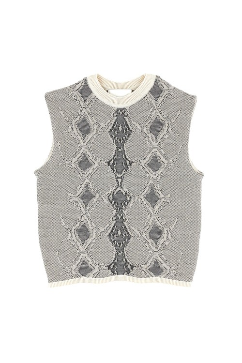 PYSON PATTERNED TOP