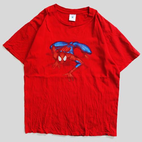 90年代 スパイダーマン アメコミ Tシャツ | マーベル 映画 アメリカ ヴィンテージ 古着