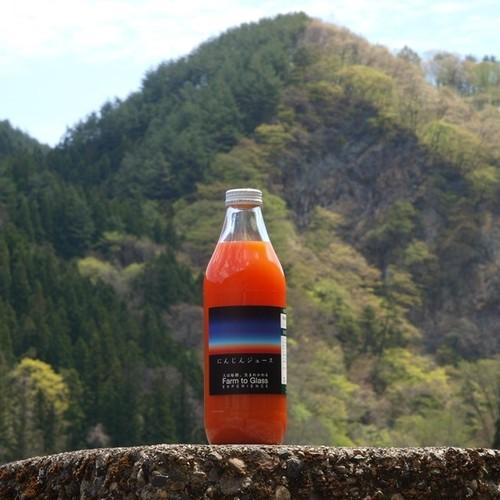 にんじんジュース「大地の恵み」1ℓ・6本