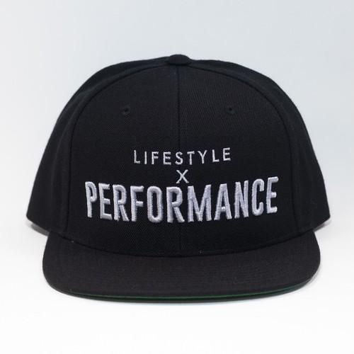 LIVE FIT Lifestyle X Performance Snapback- Black/Grey VH1300