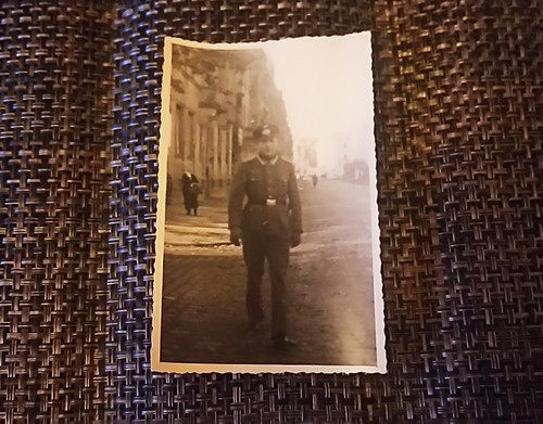 ドイツ兵 ポストカード アンティーク B