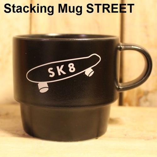 スタッキングマグ STREET