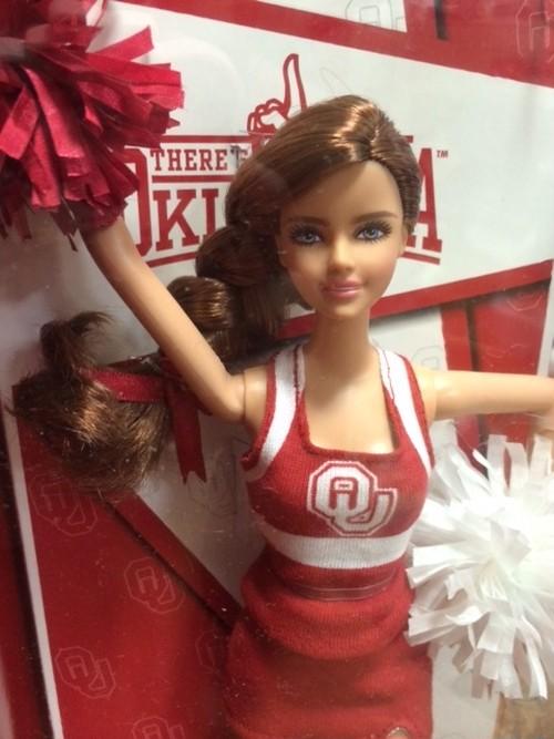 USAバービー人形