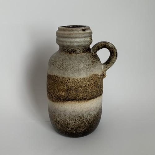 Scheurich / Vintage Fat Lava Vase _03(ヴィンテージ フラワーベース)