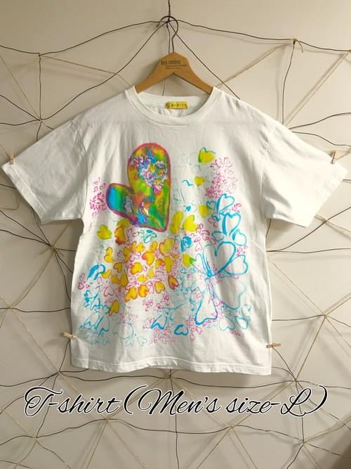 手描きTシャツ(ina0010tsh)