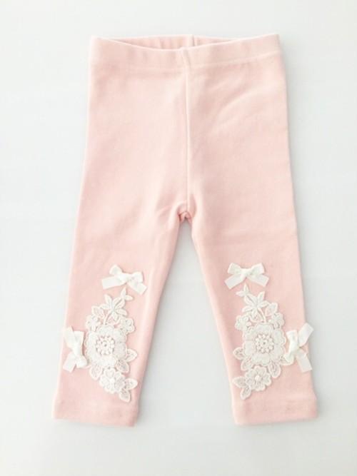 レースレギンス(pink)
