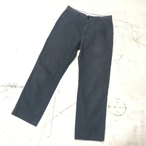 SS1999 HELMUT LANG FADED COTTON PANTS