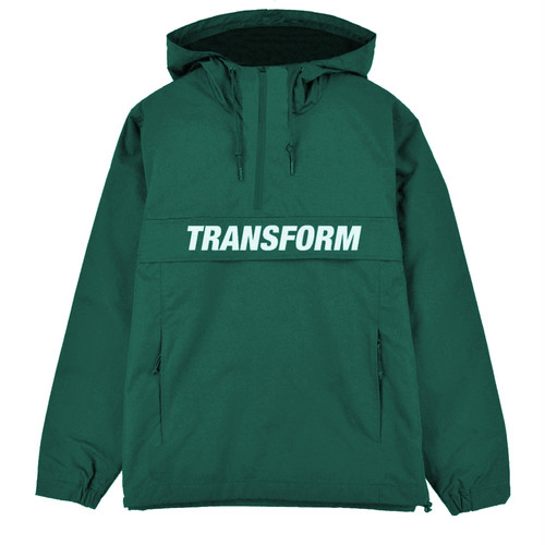 The Fast Text Windbreaker