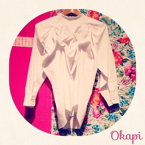 Remake Shirt ♡ Okapi