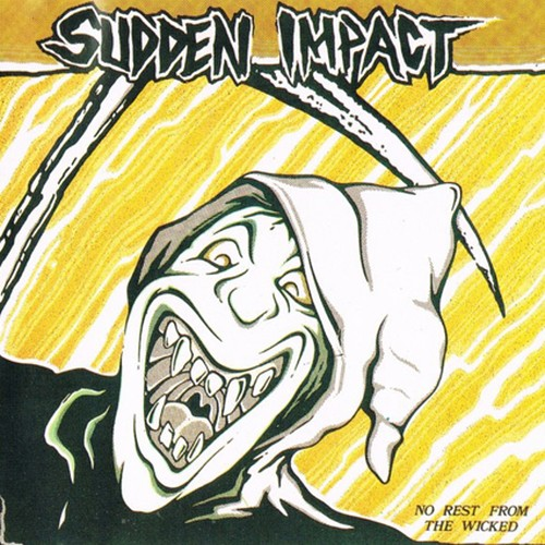 "SUDDEN IMPACT ""No Rest From The Wicked"" (輸入盤)"