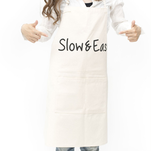 [ the HAMP works ] APRON  B-5: Slow&Easy