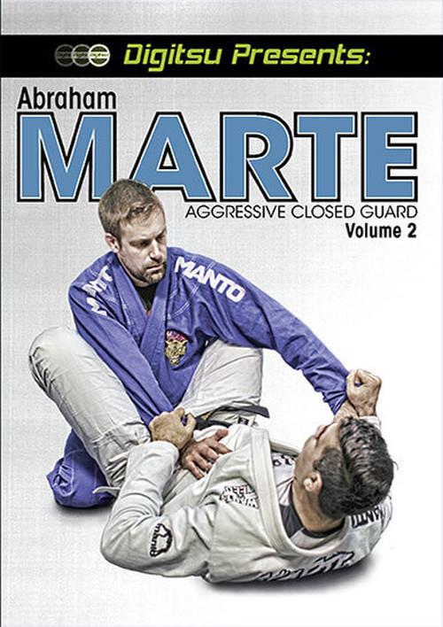 アブラハム・マルテ アグレッシブ クローズドガード VOL 2 DVD | ABRAHAM MARTE AGGRESSIVE CLOSED GUARD VOL 2 DVD