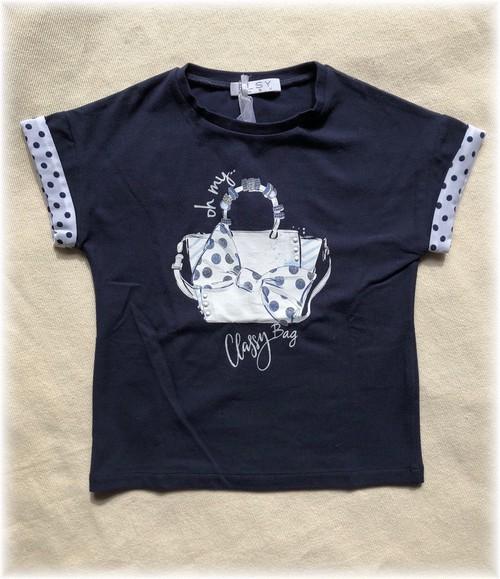 ELSY バッグTシャツ