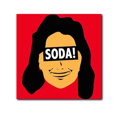 SODA! 1stアルバム『抱きしめたい!』CD