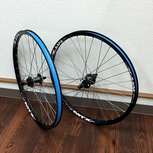 Wheel Set( 72engagement Hub and SUN MTX Rim)