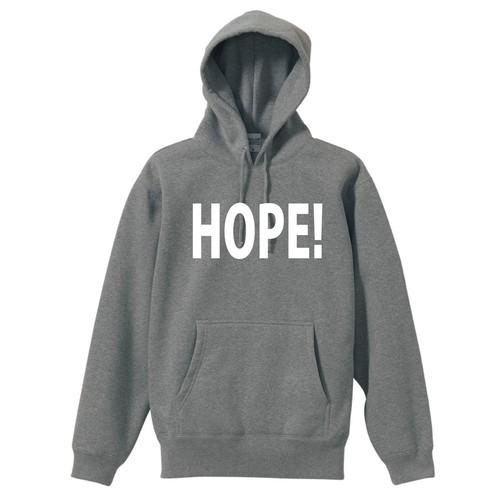 HOPE! LOGO【PARKA】
