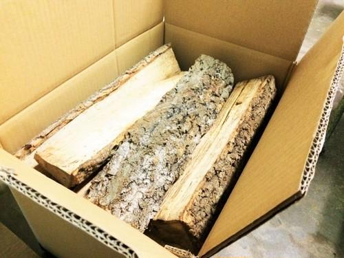 MAKI20 薪ストーブ用 薪(広葉樹) 約20kg