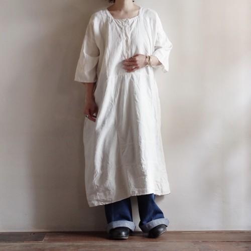 Vintage Linen Dress #2 / ヴィンテージ リネン ドレス