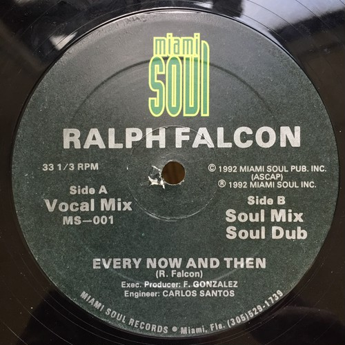 Ralph Falcon – Every Now And Then
