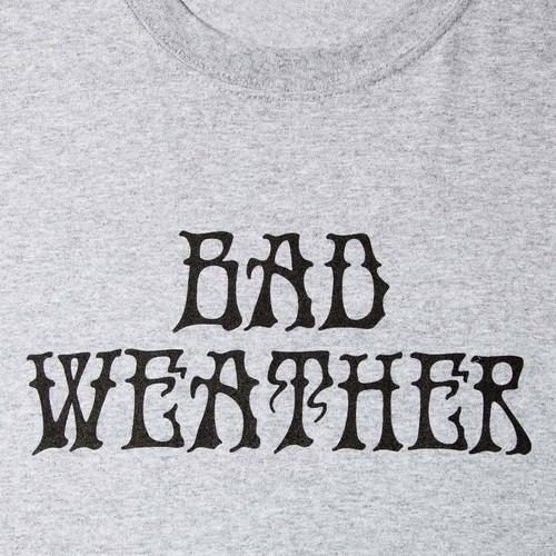 Bad Weather Tee(Athletic Heather)