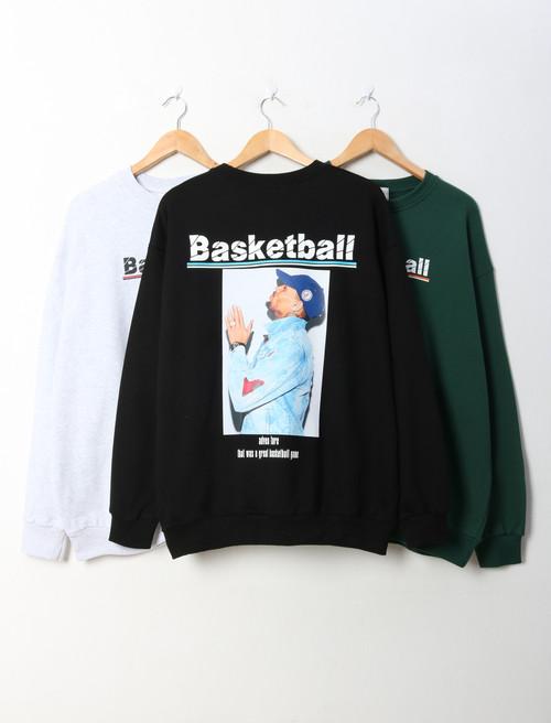 BasketMTM ★UNISEX MTM トレーナー 韓国ファッション