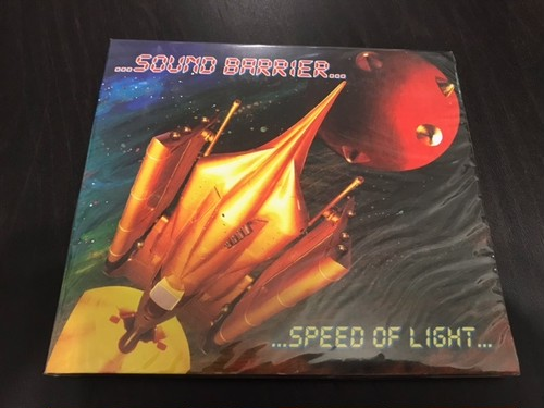 "SOUND BARRIER ""Speed of Light"" (輸入盤)"