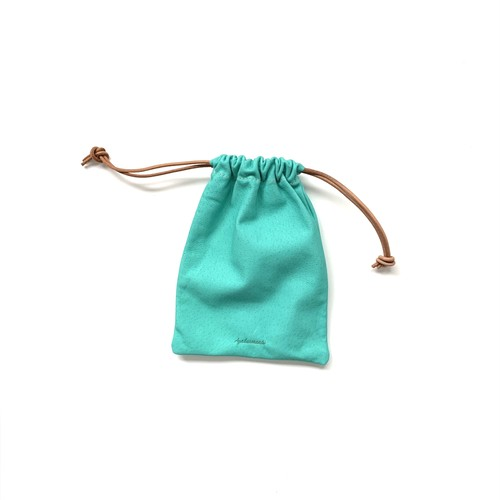 PIG STRING POUCH