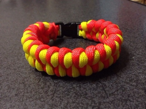 Growling Dog Paracord Bracelet パラコードブレスレット