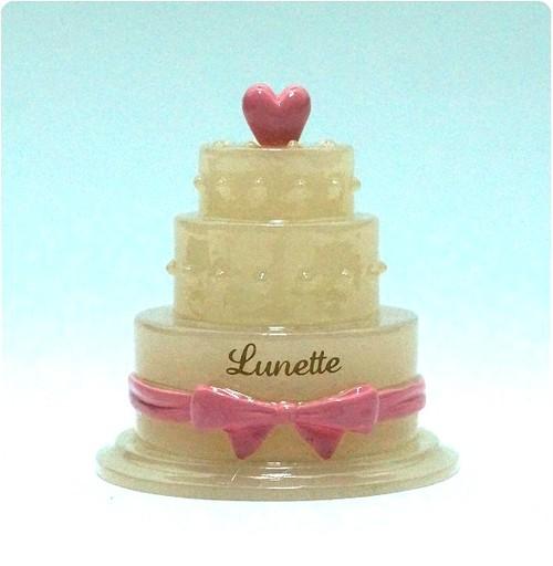 [Lunette] ミニチュアインテリアライト ケーキ
