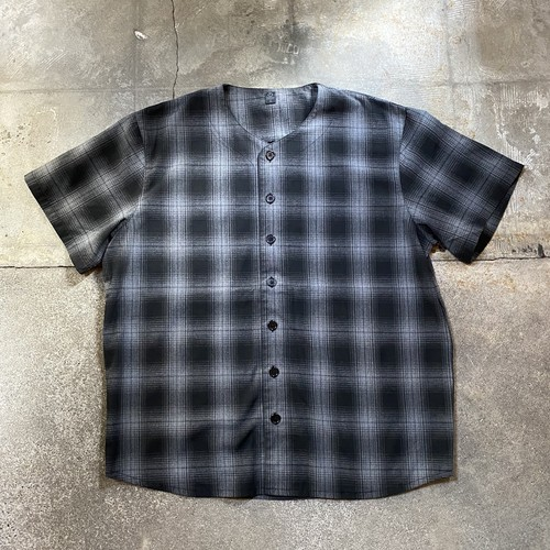00s Ombre Check Shirt
