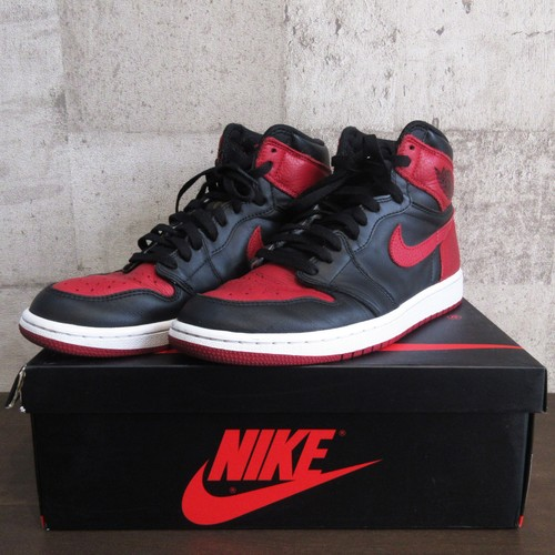NIKE AIR JORDAN 1 RETRO HIGH OG BANNED