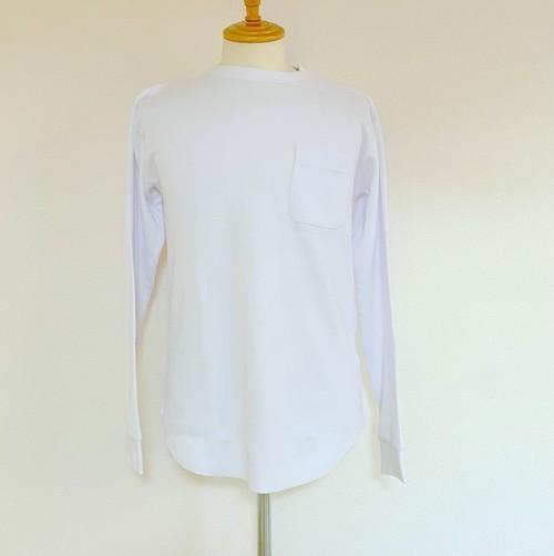Thermal Cut & Sewn White