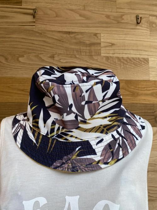 Rhythm. バケットハット COLOMBO BUCKET HAT BLACK